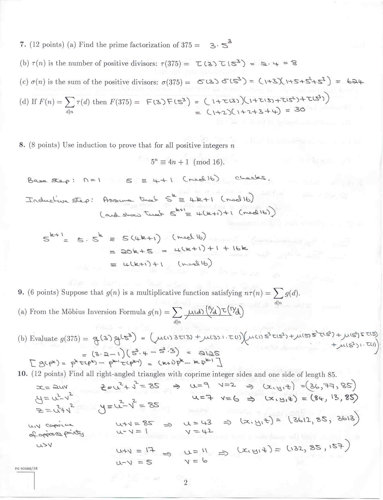 Introduction to cryptography with coding theory homework solutions