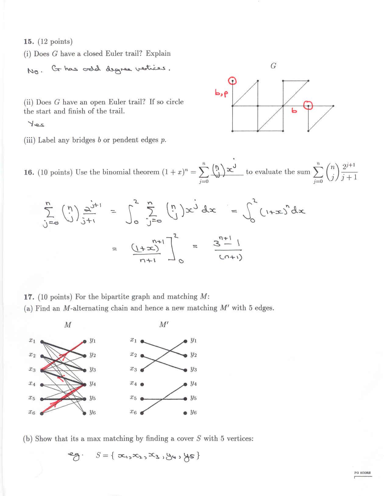 ... Solutions: pg1 pg2 pg3 pg4 pg5.