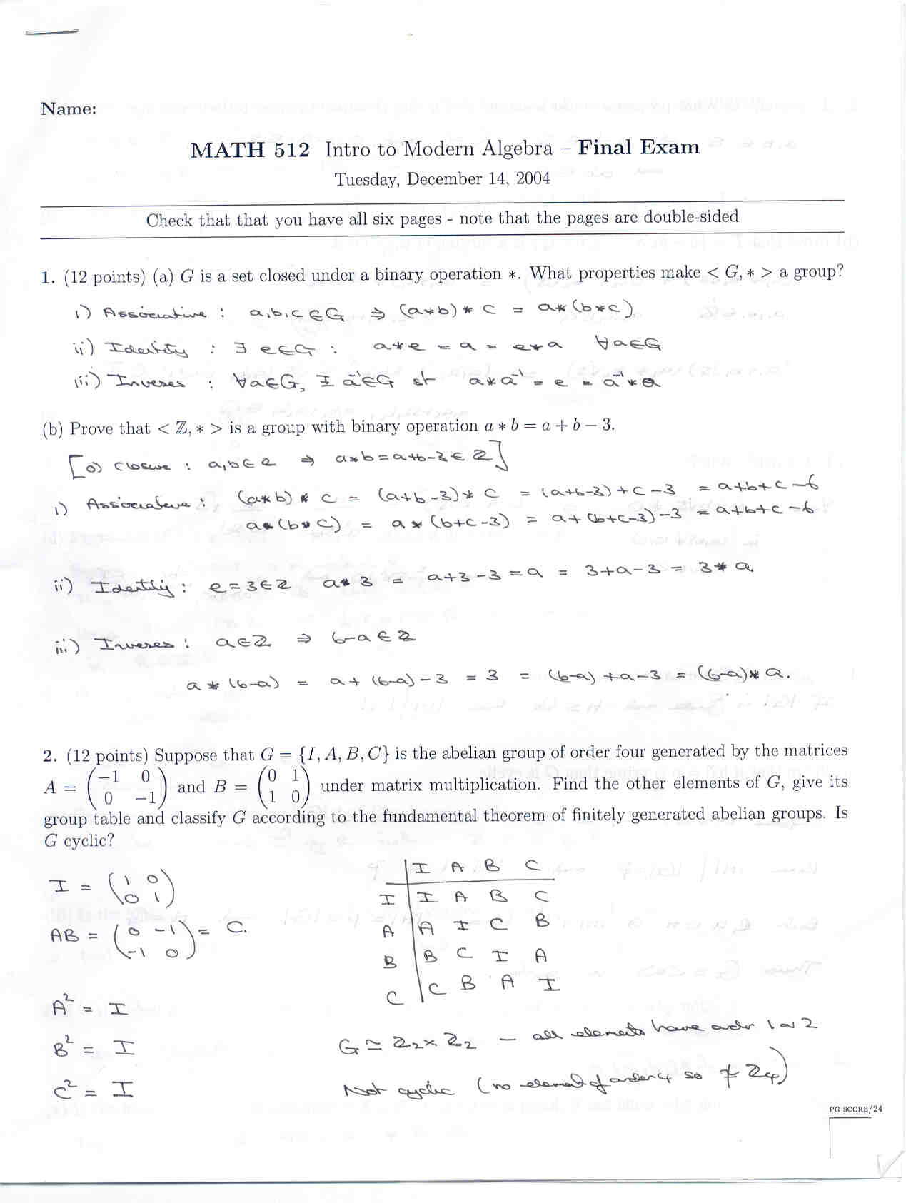 my math lab math 116 final exam If taking the my math lab test over  remember, the final examination is comprehensive, and final examination problems normally reflect previous problems.